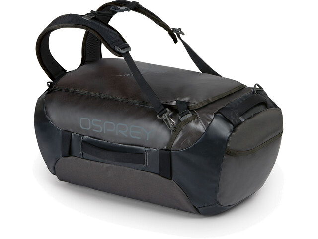 Osprey Transporter 40 Duffel Bag, black